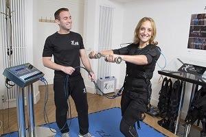 EMS تحریک عضلانی الکترونیکی